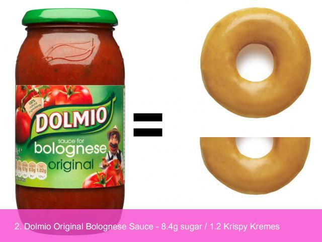 2.Dolmios Sauce