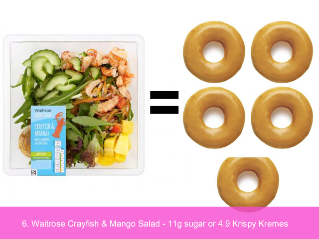 6.Waitrose Salad